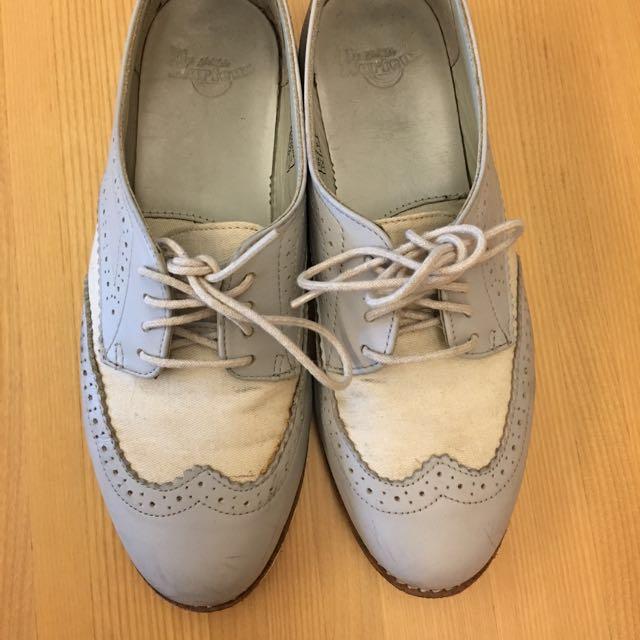 Dr. Marten Oxford Shoes 英國購入