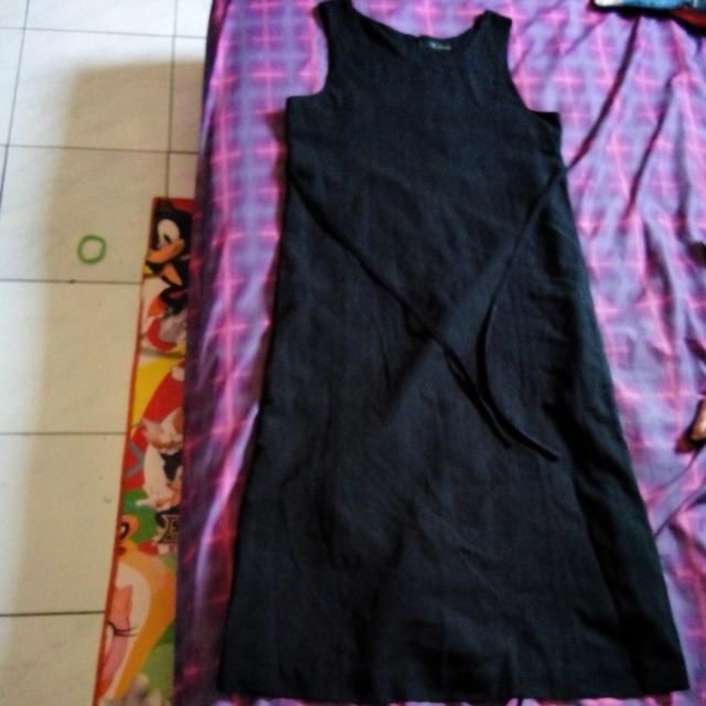 Dress Kutung Panjang