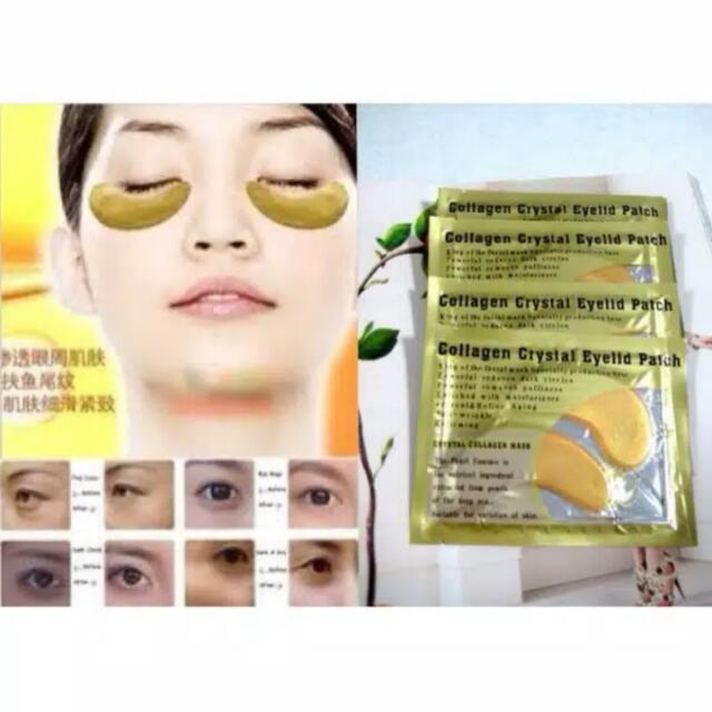 Eye Mask Gold Collagen