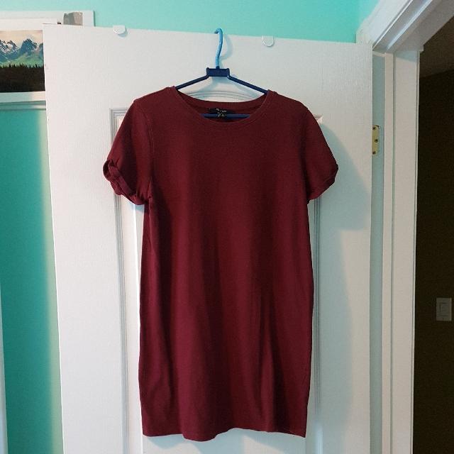 F21 T-Shirt Dress