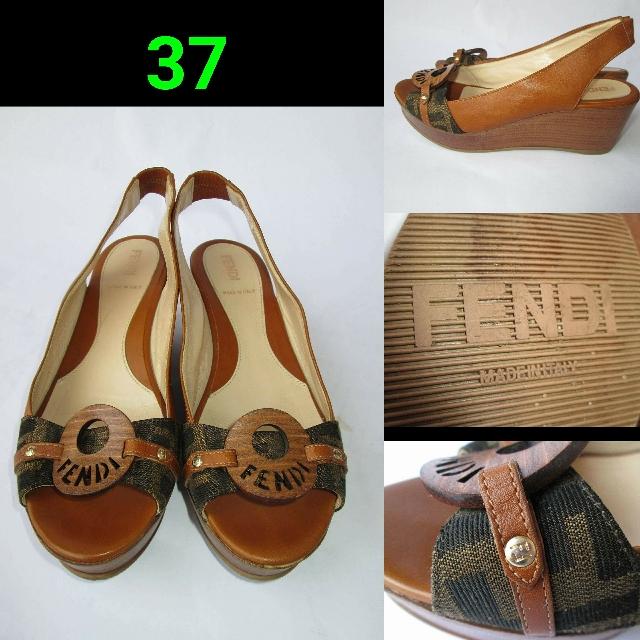 Fendi Heels size 37
