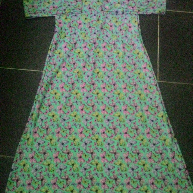 Gamis Syar'i Butterfly