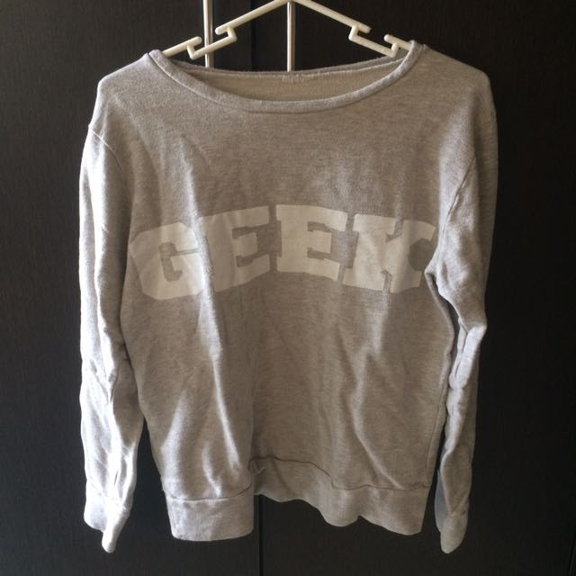 Geek Pull Over