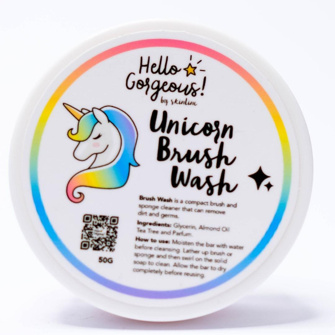 HELLO GORGEOUS Brush Wash