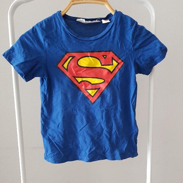 H&M Superman Tshirt
