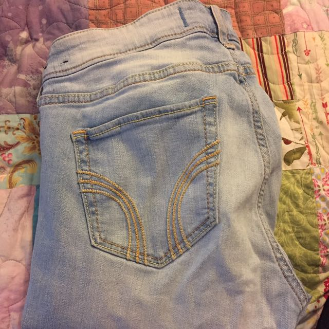 Hollister skinny jeggings 9L