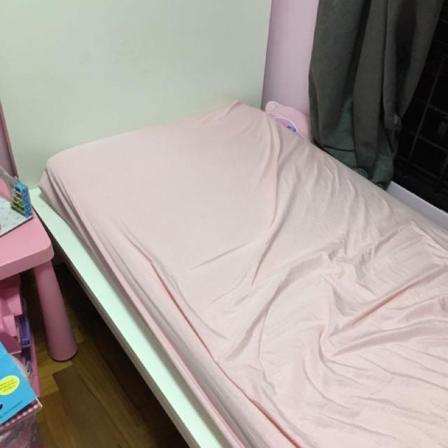 Ikea Malm Single Bedframe