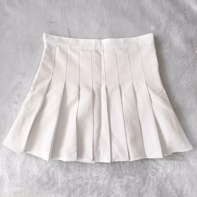 Inspired AA tennis skirt
