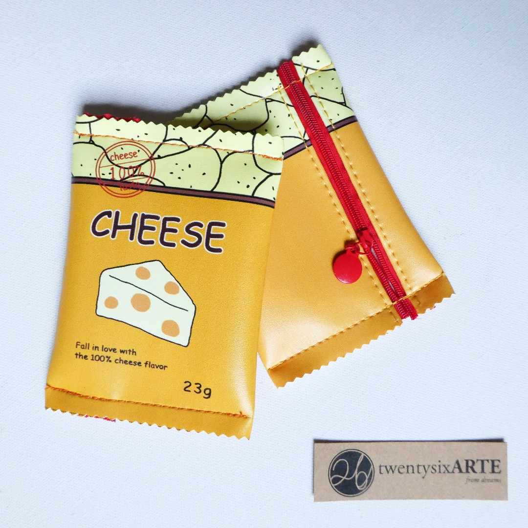 IN-STOCK | SNACK-UP Cheese Pouch | XS