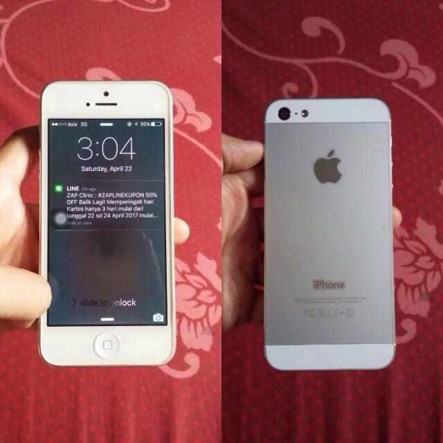 Iphone 5 G