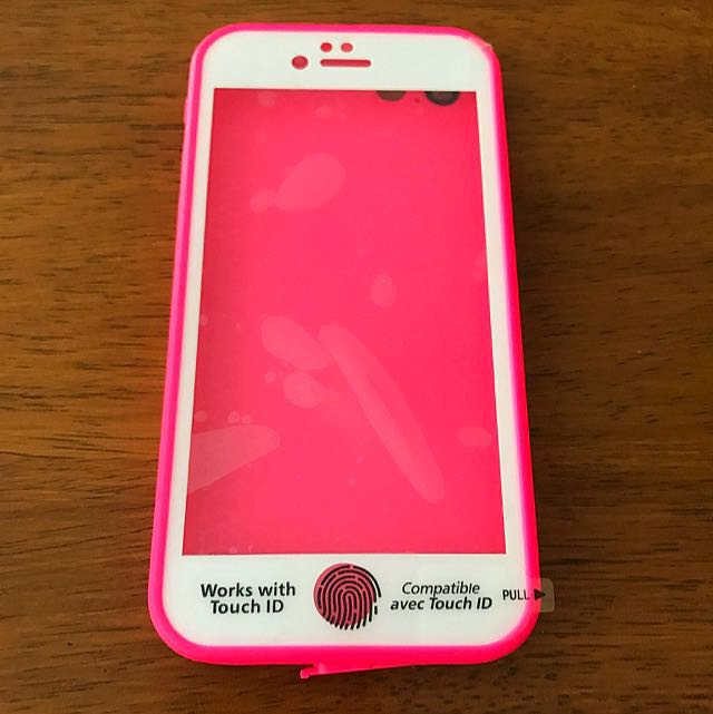 iPhone 7 Hot Pink Cover