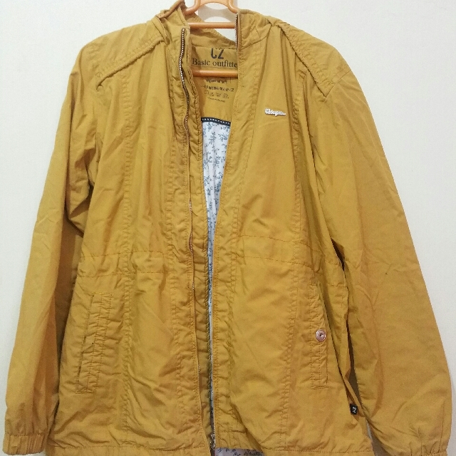 Jacket C2 Yellow