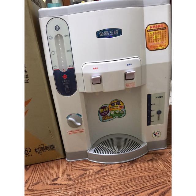 晶工牌飲水機JD-1011