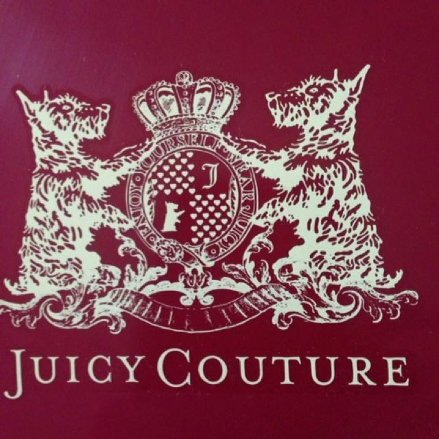 Juicy Couture iPad Case