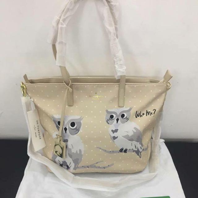 Kate Spade Owl Bag
