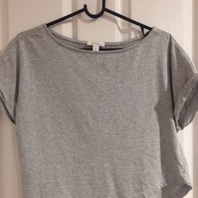 Kookai Grey Tshirt