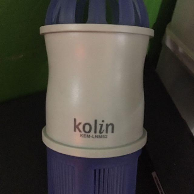 歌林LED捕蚊小巧精緻實用