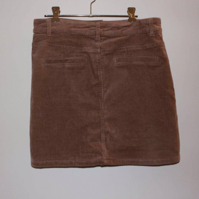 Lee Cooper Corduroy Skirt