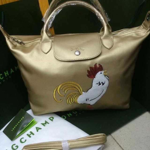 Longchamp Neo Rooster