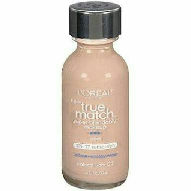 LOreal True Match - W3 (Warm Beige)
