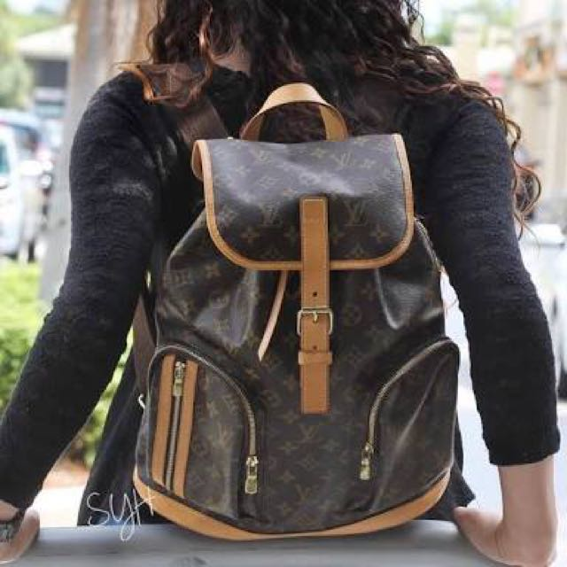 ebbb2c7c12f0b Louis Vuitton Bosphore Backpack