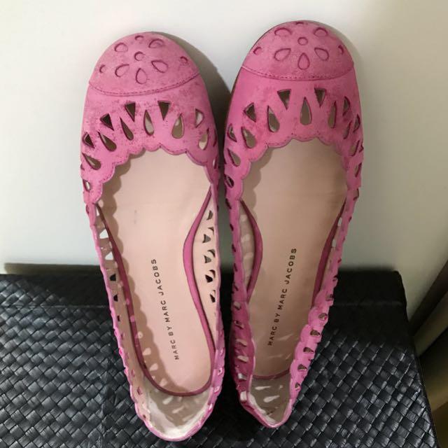 marc by marc jacobs娃娃鞋