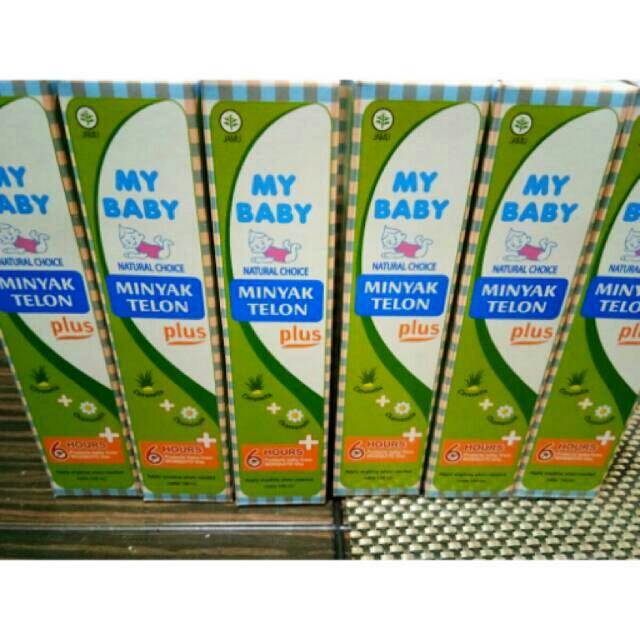 Minyak Telon My Baby 150ml