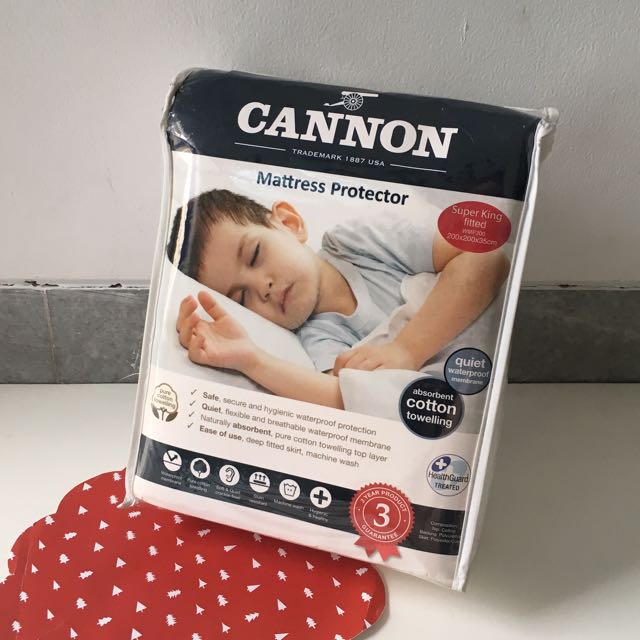 NEW CANNON MATRESS PROTECTOR