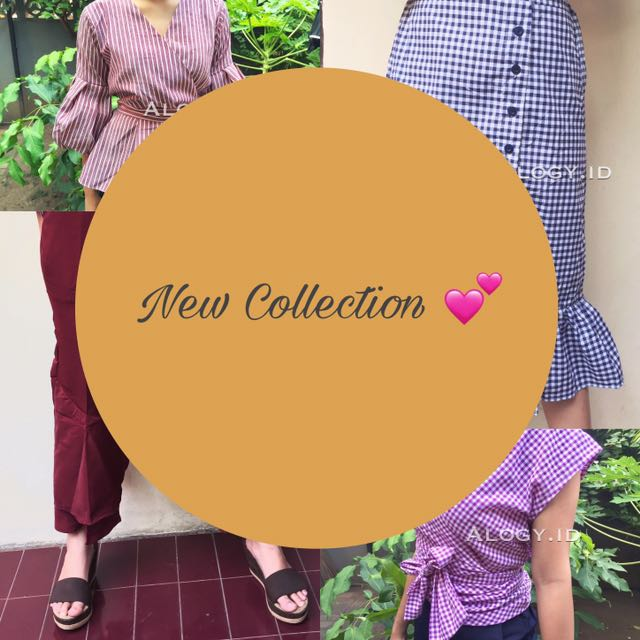 New Collections of Alogy.id