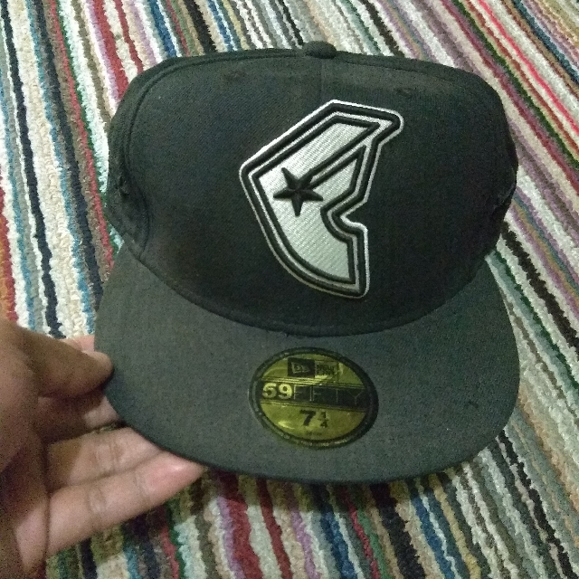 New Era X Famous Fitted Cap