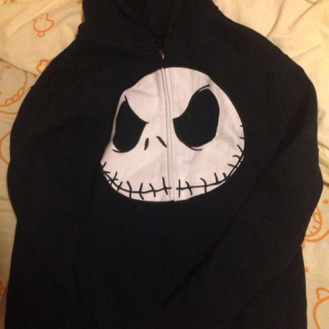 Nightmare before Christmas hoodies (Walt Disney world)