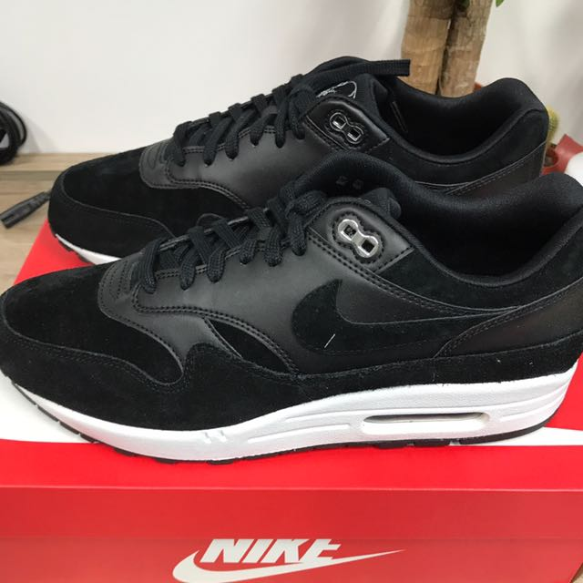 reputable site 0ce32 af893 Nike Air Max 1 Premium Skull UK9.5 US10, Men s Fashion, Footwear on ...