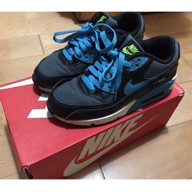 正版Nike air max 90 mesh 23.5號