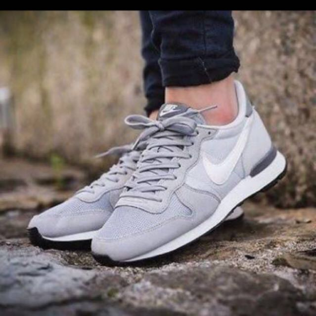 Nike Internationalist Casual Rubber Shoes