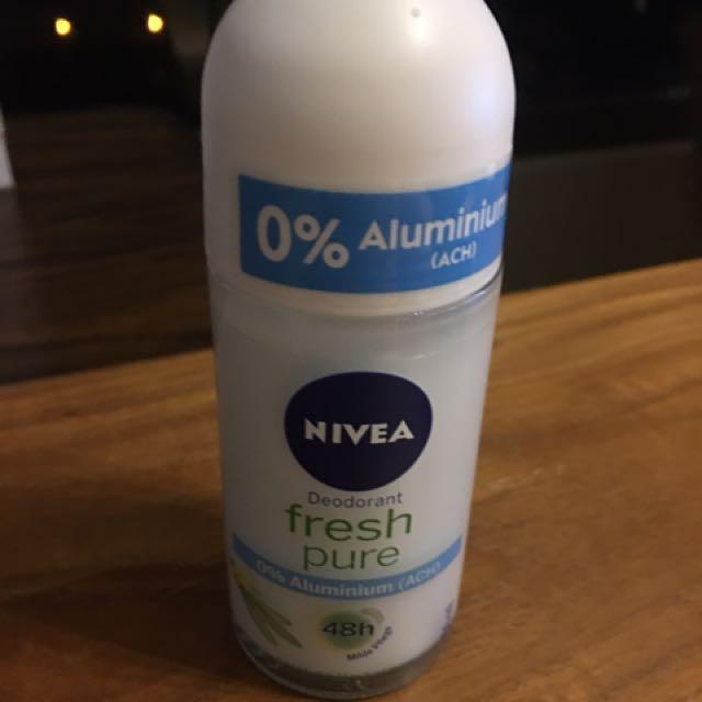 德國NIVEA持久48小時身體芳香劑(無酒精)50ml