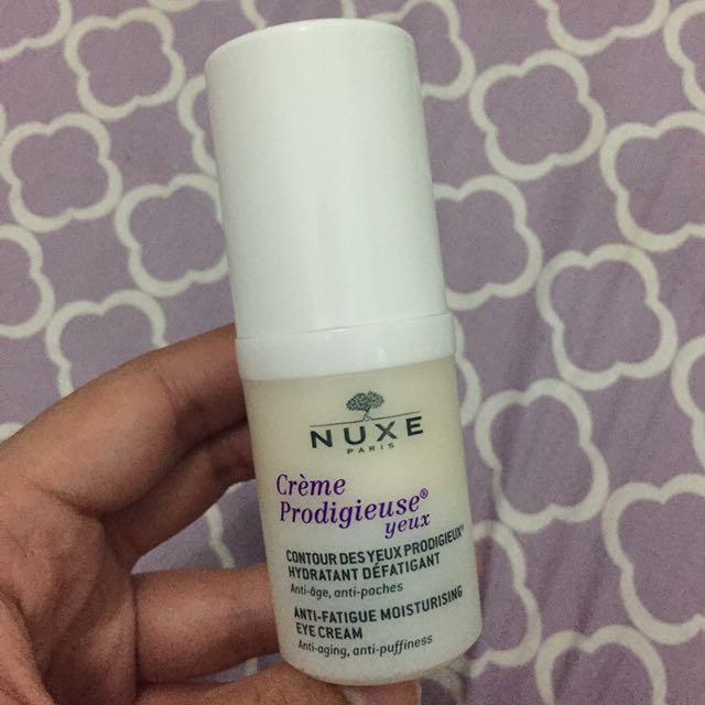 Nuxe Creme Prodigieuse Yeux (Eye Cream)