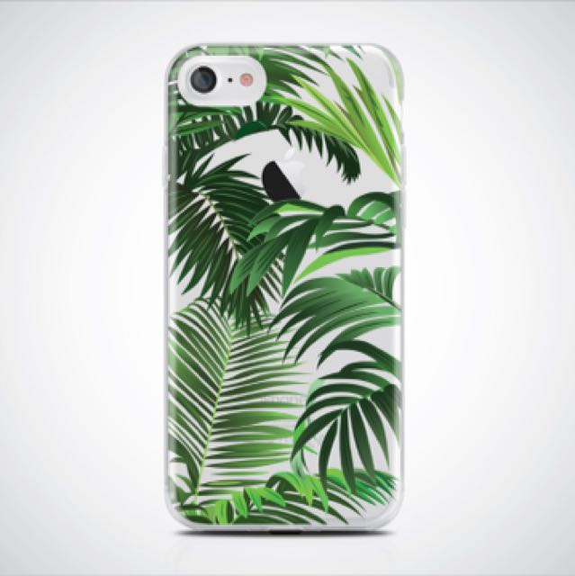 Palm Leaves iPhone 6 Case