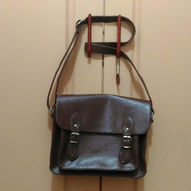 Parisian Leather Bag