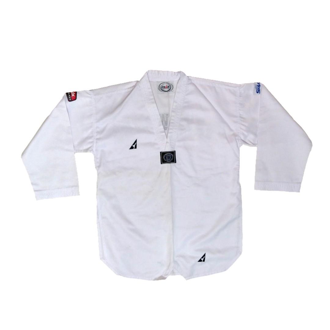 Peak Taekwondo Uniform Set