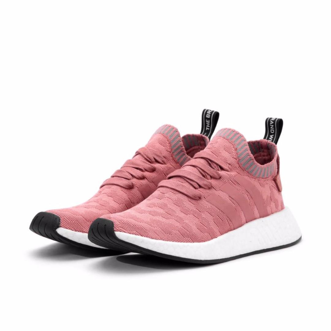 ca0f77513e147 PO) Adidas Womens NMD R2 PK Raw Pink