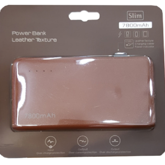 Powerbank 7800maAh