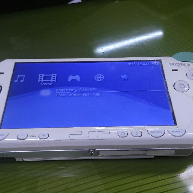 PSP Slim 2006