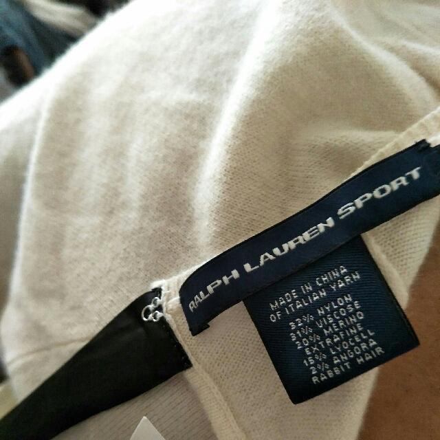 Ralph Lauren Knit Sport Top