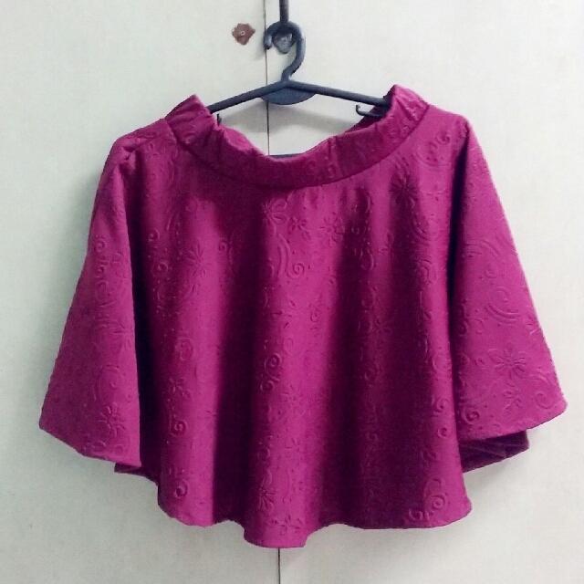 Raspberry Skirt