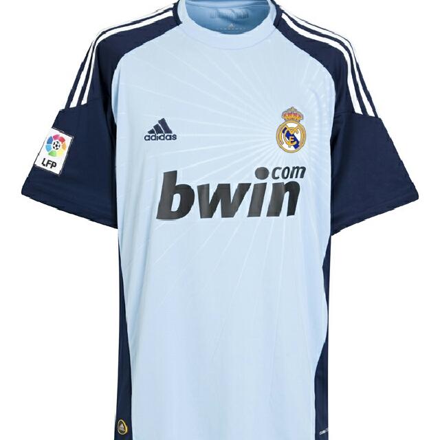 adf8f3200 Replica Real Madrid Away Keeper Kit 2010-11
