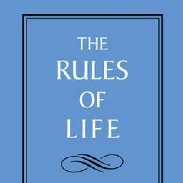 Rules of life by richard templar books stationery fiction on photo photo fandeluxe Gallery