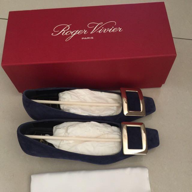 法國RV跟鞋