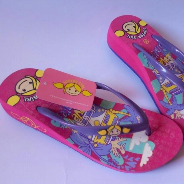 Sandal Surfer Girls