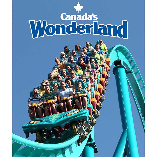 Selling Two Canada Wonderland Tickets