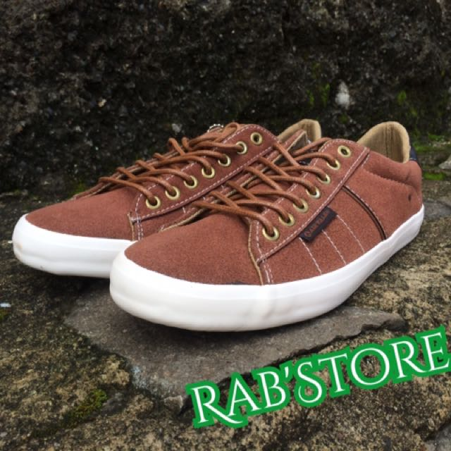 Sepatu Airwalk Original Hert Brown